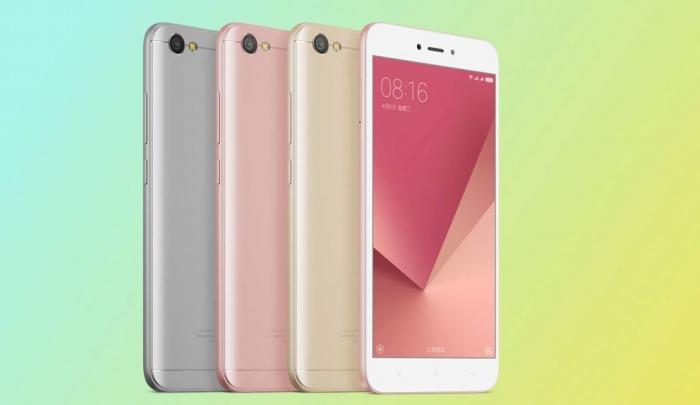 Xiaomi Redmi 5A с 3 ГБ оперативной памяти теперь доступен в магазинах